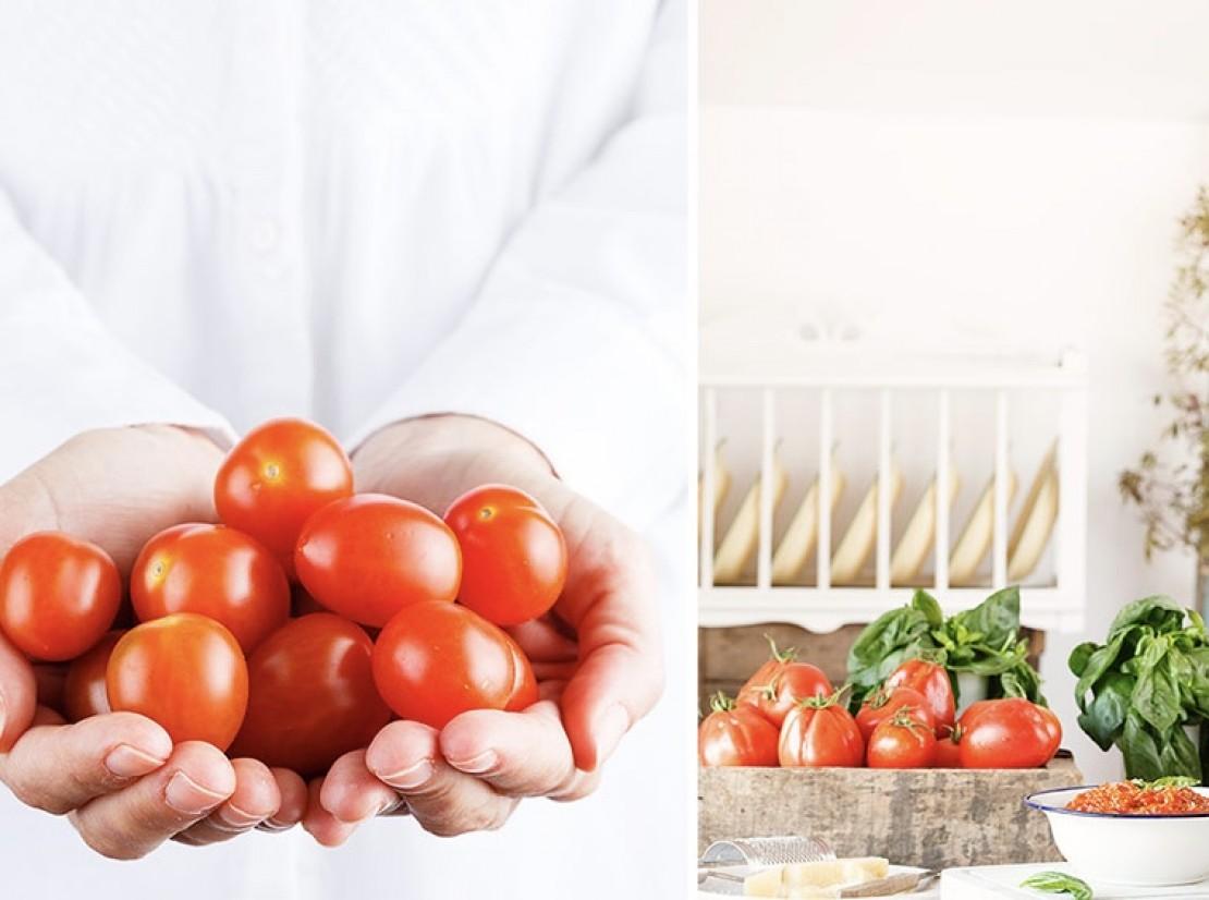 Хранение спелых фруктов, овощей и ягод
