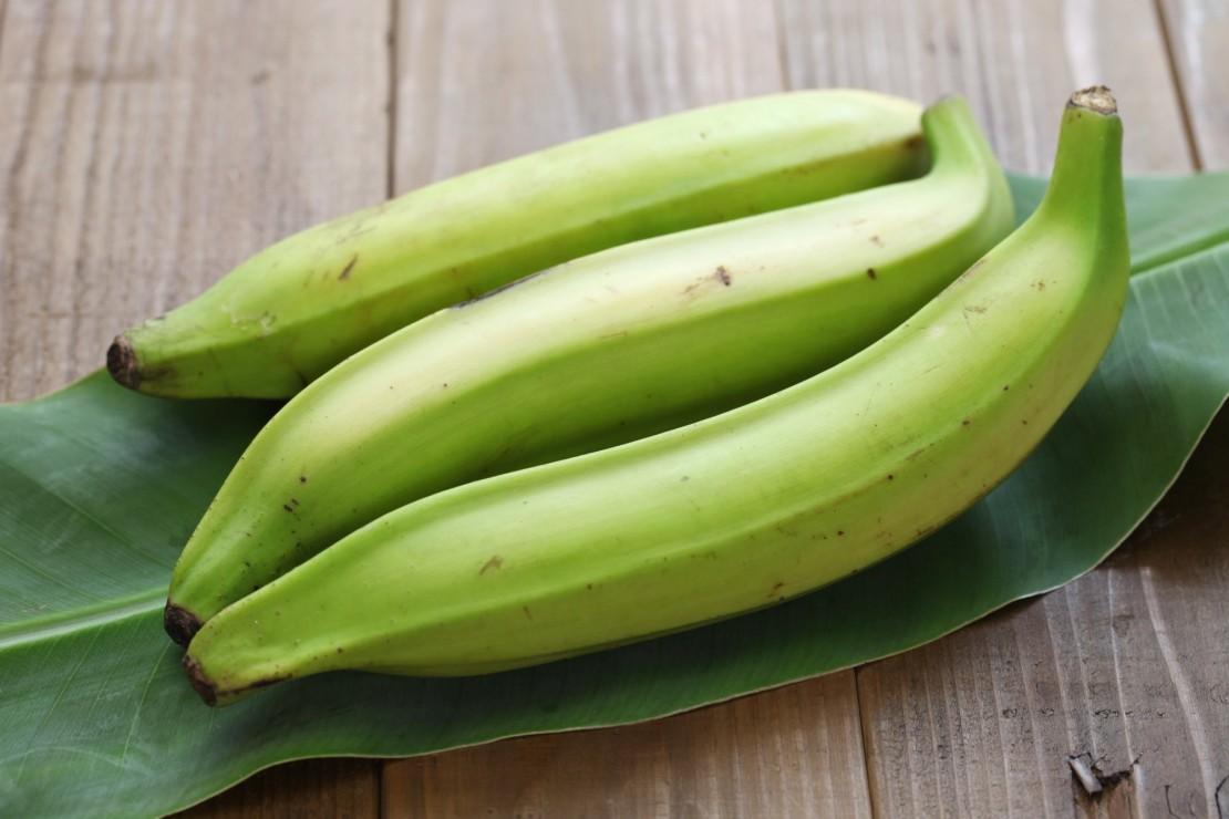Плантан або овочевий сорт банана