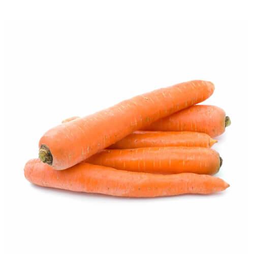 Морква мита