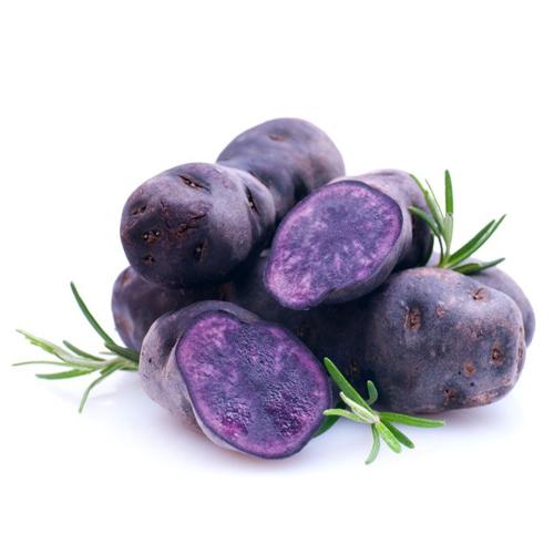 Картопля фіолетова