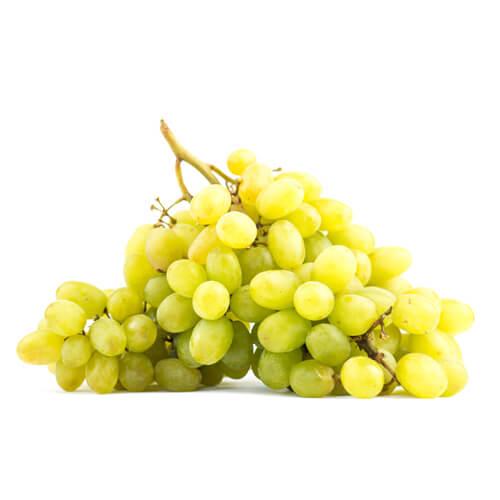 Виноград зелёный Кишмиш