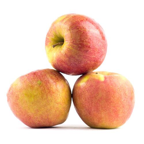 Яблоко красное большое