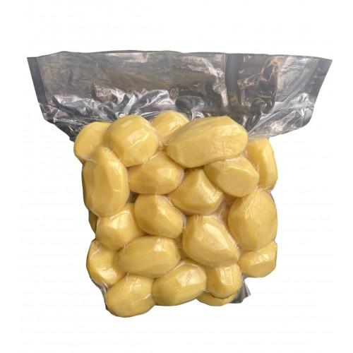 Картофель очищенный 4кг