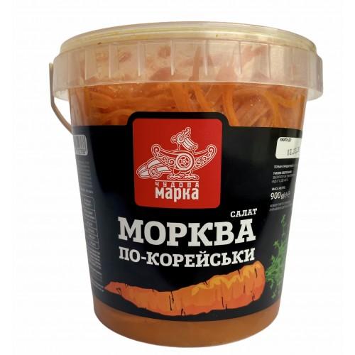 Морква по-корейськи 900г