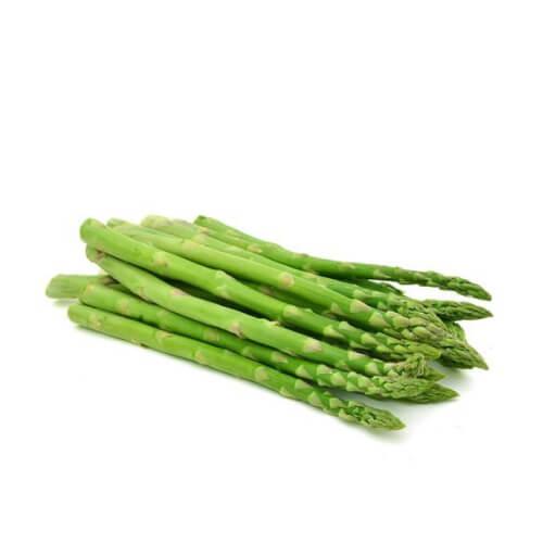 Спаржа зелена
