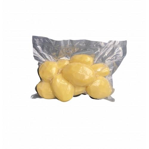 Картопля чищена 1кг