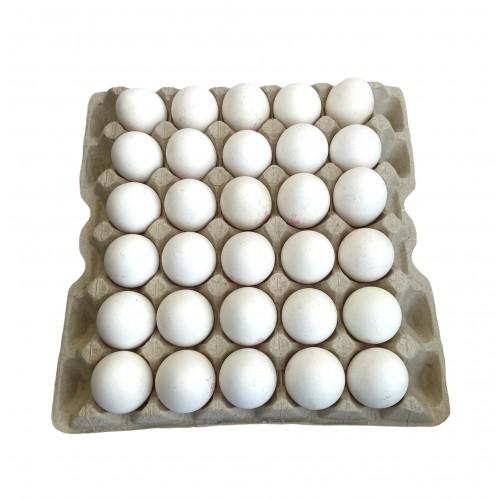 """Яйце куряче біле C0 ТМ """"Ясенсвіт"""" 1шт"""