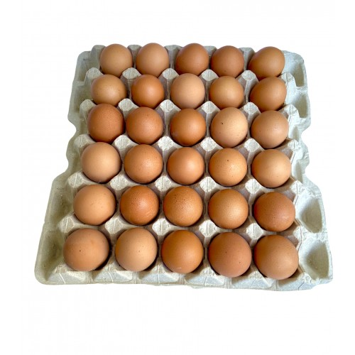 Яйцо куриное коричневое C0 1 шт