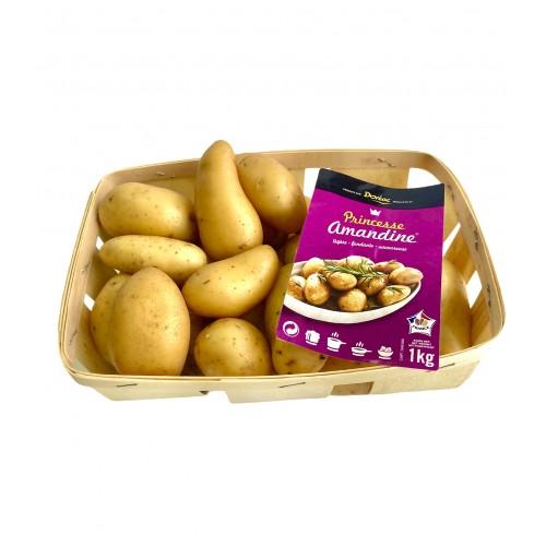 Картопля Амандин